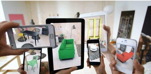 VR/AR将改变零售业,用于身临其境的产品演示