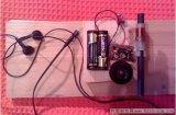 如何制作一个简易的单管来复式收音机?