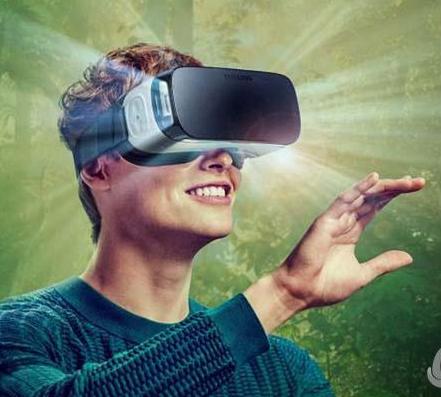 新型VR头盔研制成功,盲人患者的福音