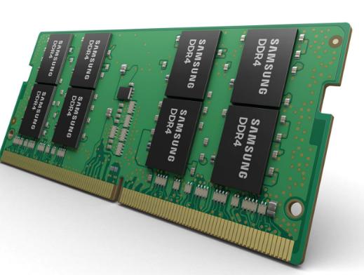 三星10nm级DDR4 SoDIMM内存,容量达...