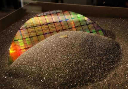 被动元件股价重挫 硅晶圆市值缩水达新台币286亿元