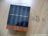 如何制作一个简易的太阳能收音机?