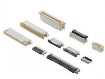 Molex推出的两款FFC/FPC连接器,满足了设计人员对小螺距、高可靠性连接器的需求