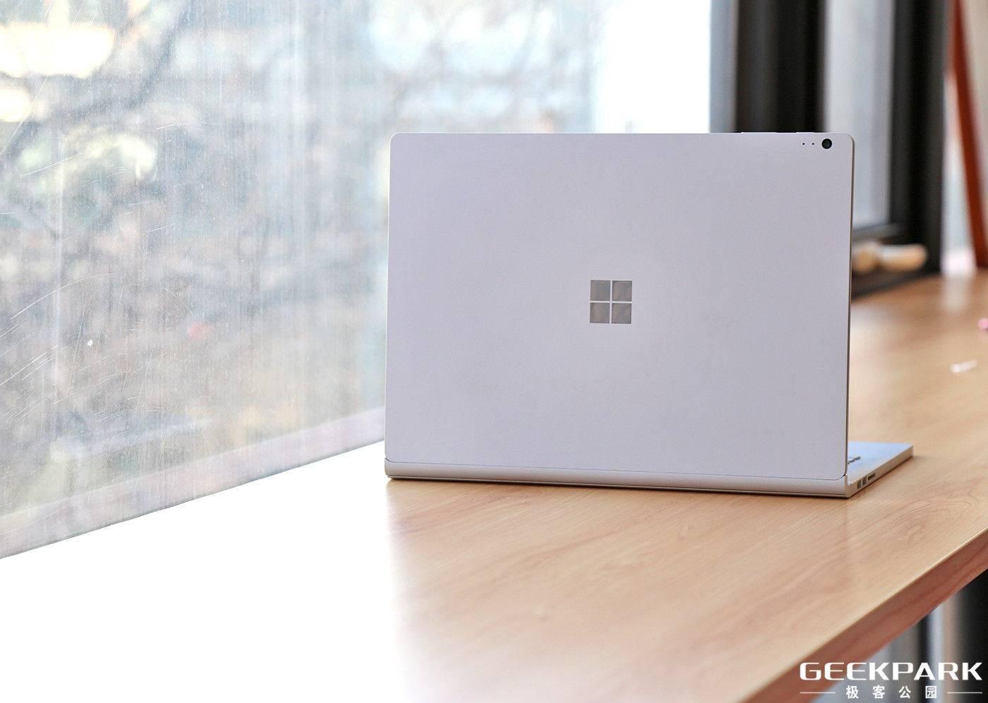 一台更终极的终极笔记本,Surface Book 2 评测