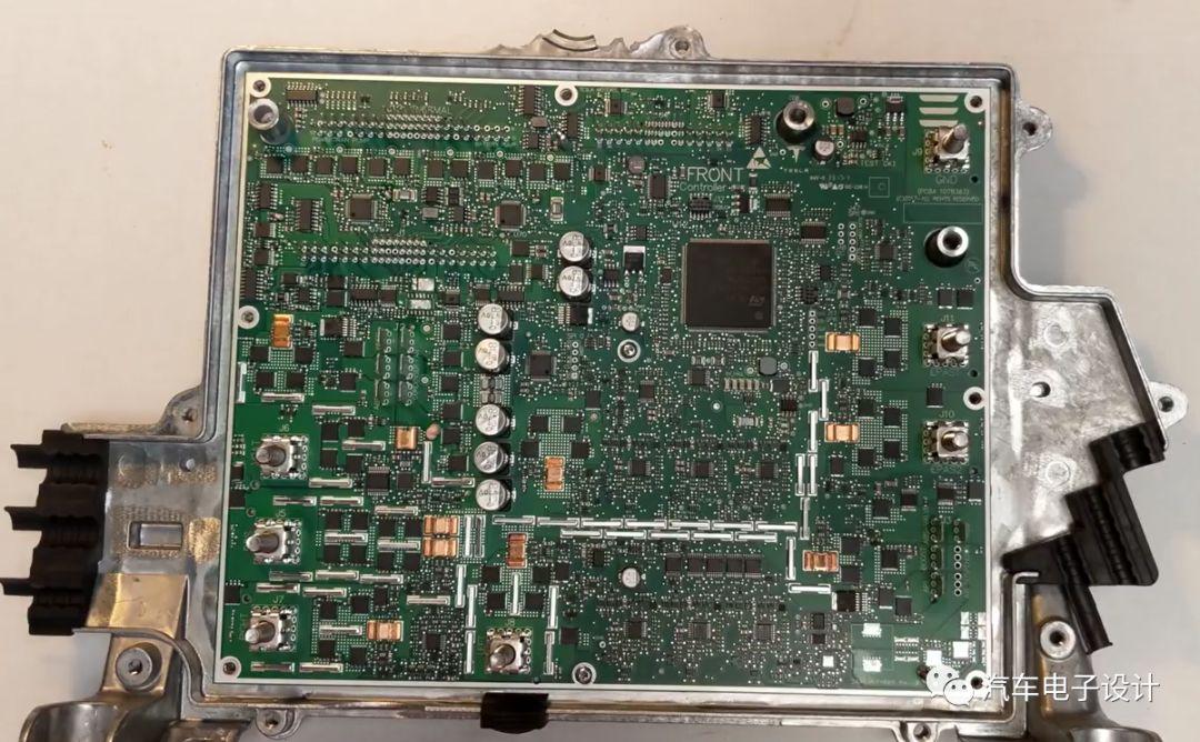 基于汽车电子破解和诊断设计的梳理(前舱控制器设计)
