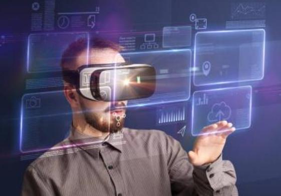 在5G的加持下,VR/AR新产业有望走向成熟