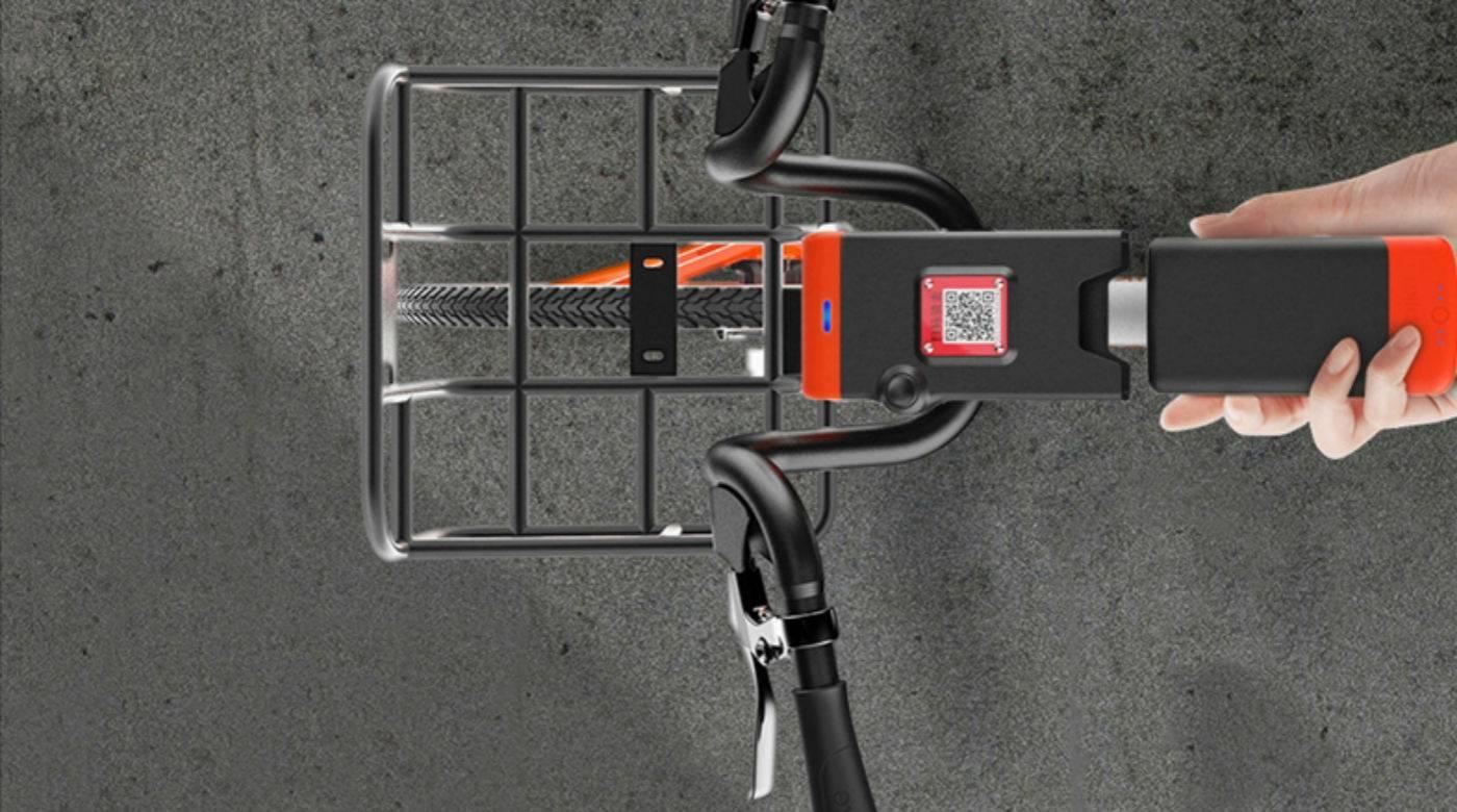 摩拜推出一款充电宝,竟还能配合摩拜电动自行车使用