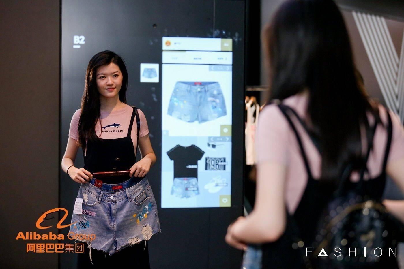 服饰快闪店了解一下,在一间没有导购员的服装店买衣服是一种怎样的体验?