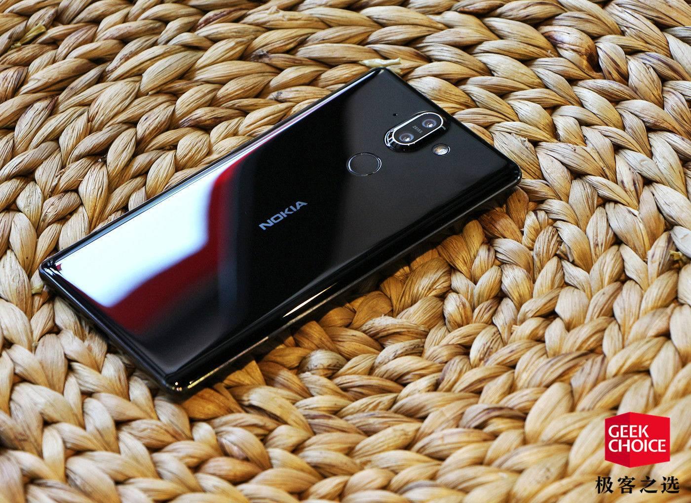 """新 Nokia 的第一部""""真旗舰"""",Nokia 8 Sirocco 上手评测"""