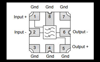 856653调谐器IF滤波器的详细资料数据免费下载
