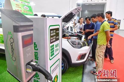 对于汽车业而言,发展新能源汽车是绿色制造的一个方向.