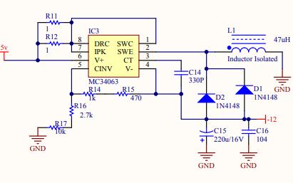 自动电视机扬声器相位测试详细电路图PCB原理图免费下载