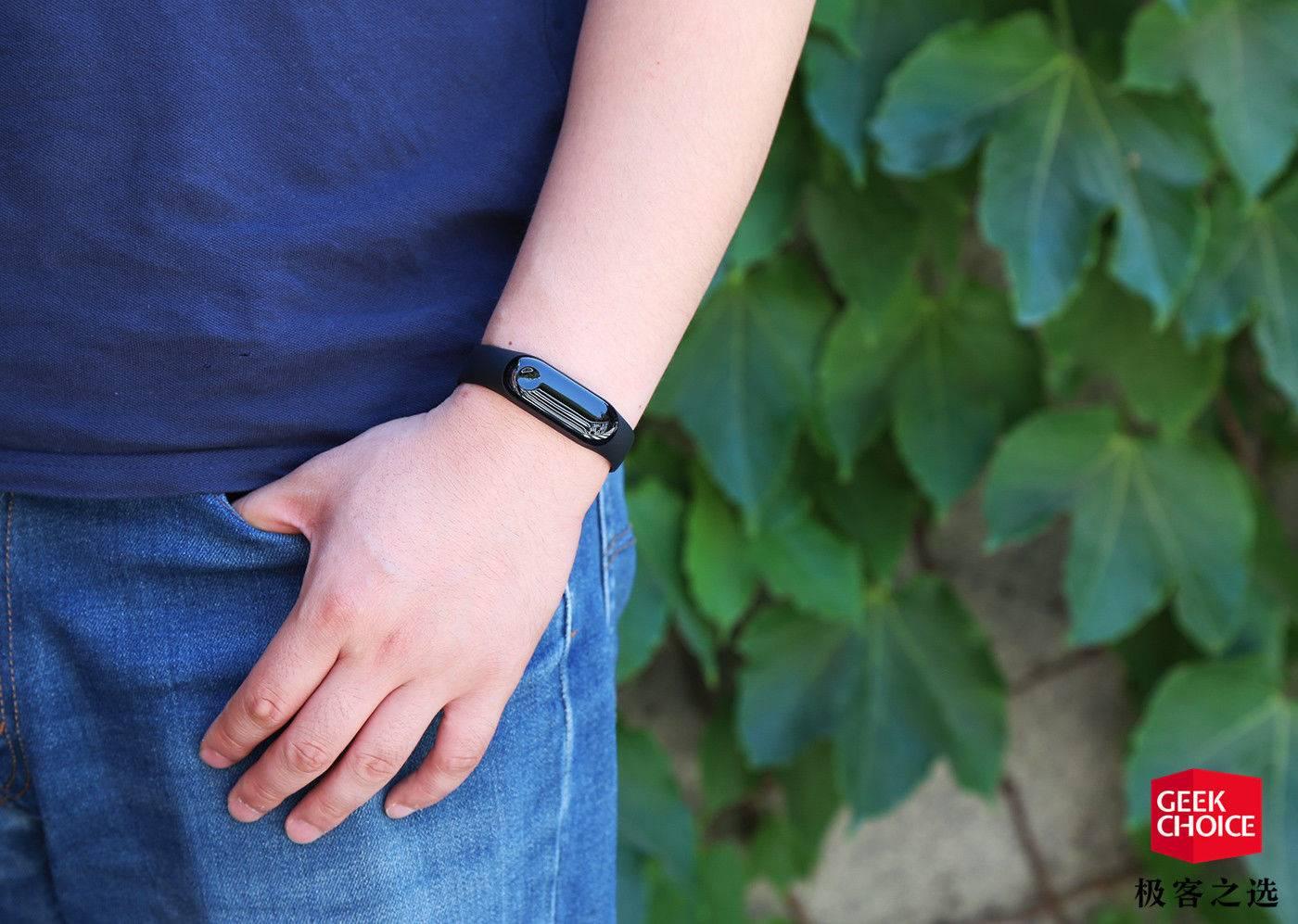 前两代的究极形态版,小米手环 3 上手评测