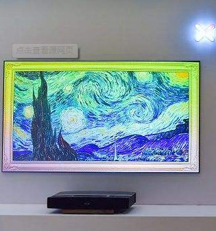 海信80吋激光电视L5作为唯一一款75吋以上的电...