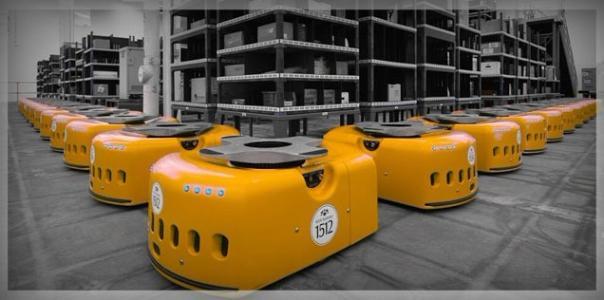 智能移动机器人,助力自动化车间物流高效化