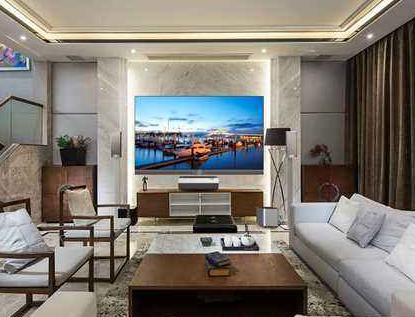 海信80吋激光电视零售额第一,成为市场上的畅销单...