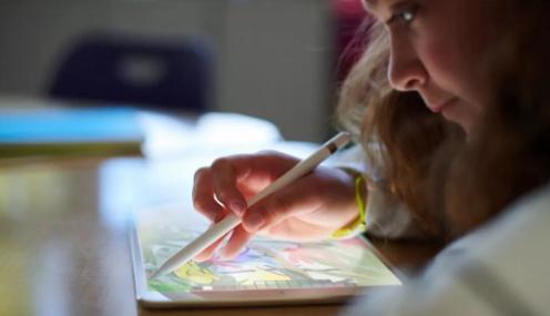 苹果将AR技术与教育相结合,开创全新的学习方式