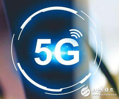 在5G这条赛道中美国落后于中国,中国比美国多投入...