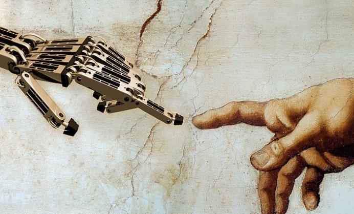 蓝标的妙笔AI机器人究竟妙在哪儿?它的三大技能不容忽视!