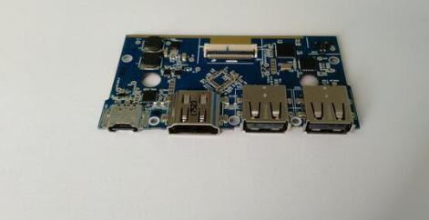 安里亚最新的完整的芯片和软件解决方案,用于USB Type-C至HDMI/DVI/VGA的适配收发器