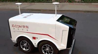 沃尔玛为提高配送速度降低成本,预计2019年推出送货机器人