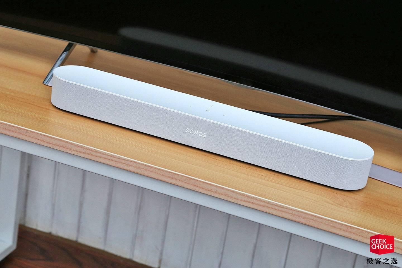 不只是一款电视音响!家庭智能音响系统优选--Sonos Beam