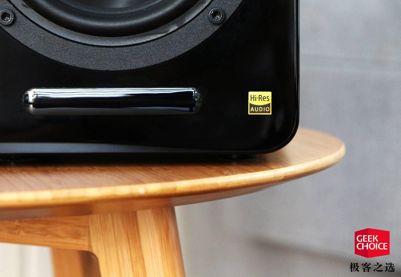 万元以下听个响?来试试这款3000元的Hi-Fi音箱吧!好声音之外,还有时尚的设计