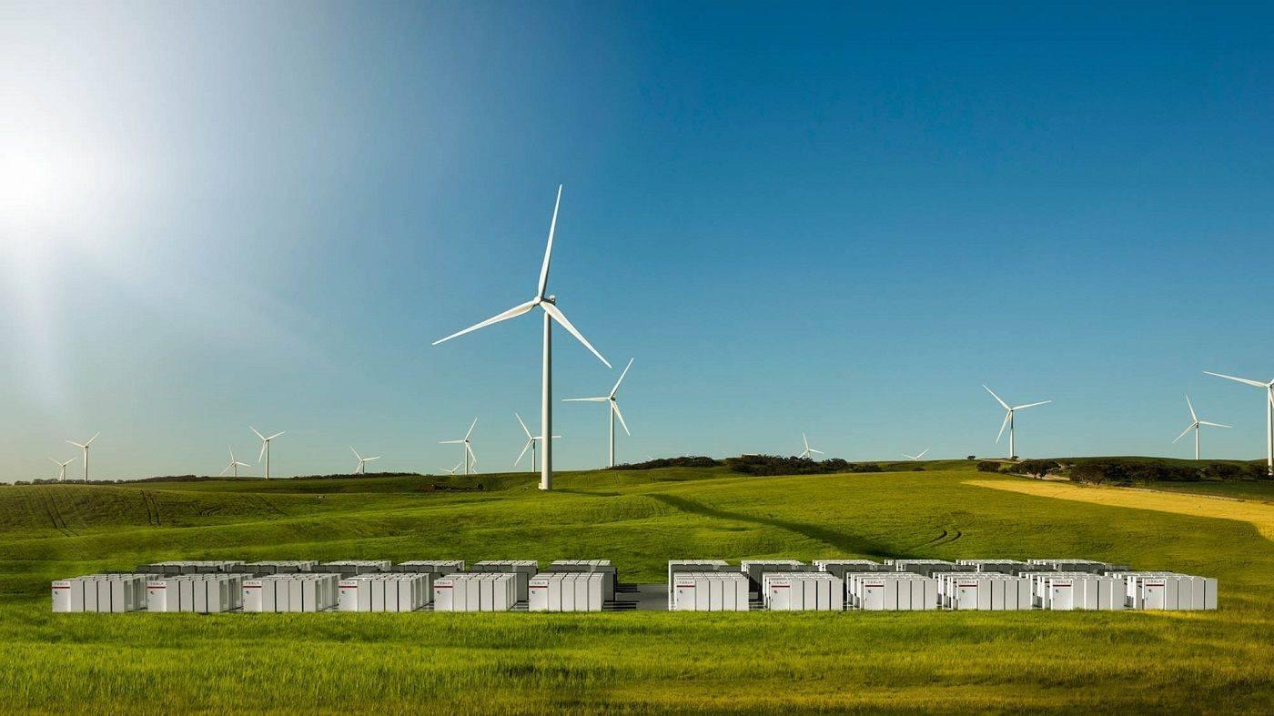 世界最大鋰離子電池建成,可為8000個家庭供電 ...