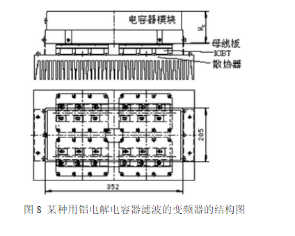 基于变频器的薄膜电容应用电路图分析