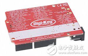Adafruit Digi-Key Metro 板下侧图片
