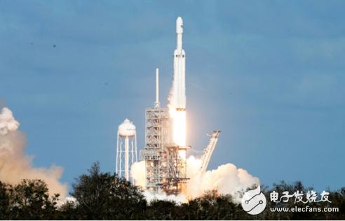 """我国运载火箭总设计师龙乐豪表示:""""猎鹰重型""""算不..."""