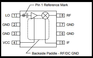 ML483具有集成LAMP的高IP3混频器详细数据手册免费下载
