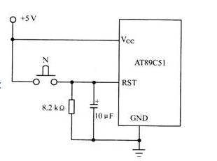 51单片机手动复位和手动/上电复位的区别和解决方...