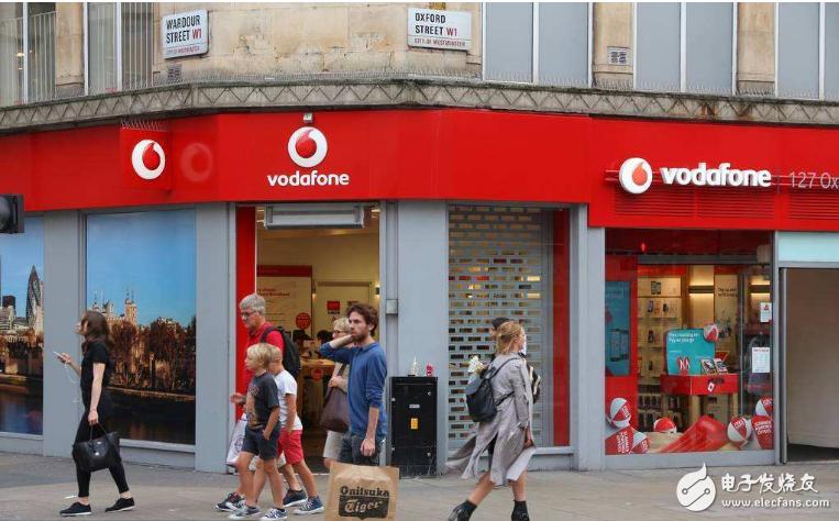 沃达丰Idea Cellular合并为Vodaf...