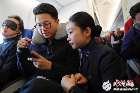 将开启空中WIFI?可以在飞行中使用电子设备?但是不要太任性