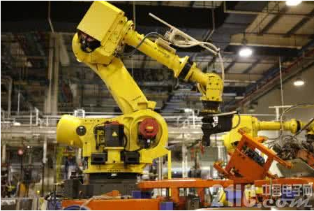 机器人产业成为关注焦点,是我国工业控制转型升级的...