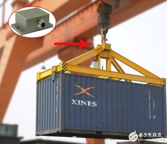 在最新的起重机远程控制技术中传感器技术有什么应用?