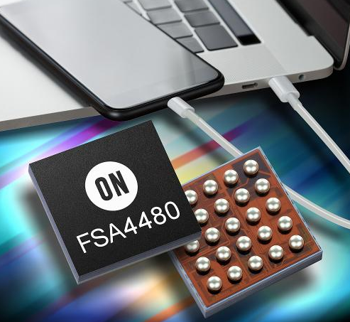 安森美半导体多媒体模拟音频开关,集成保护功能以及电流检测放大器NCS21x系列