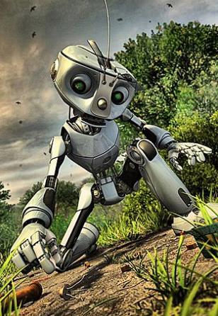 工厂的自动化革命将进入美国的农业行业,农业机器人...