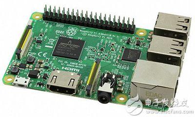 Raspberry Pi 3 Model B 图片