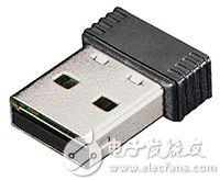 Adafruit 的 814 USB 适配器图片