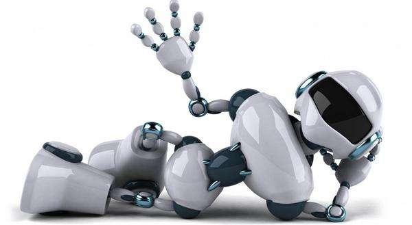 机器人不再是小说而是现实了