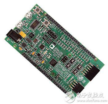 Analog Devices 的 ADUCM360 基板图片