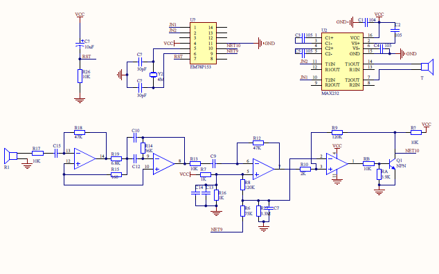 HC-SR04超声波测距传感器的详细资料和使用程序免费下载