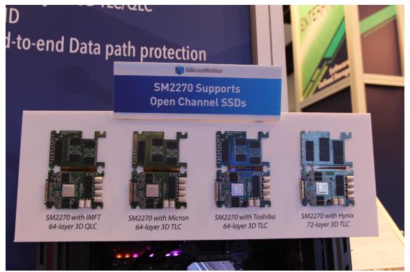 慧荣科技发布PCIe NVMe SSD控制芯片解决方案SM2270