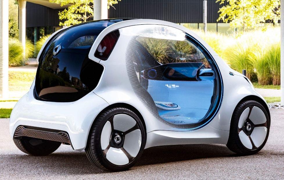 LiDAR赋予无人驾驶汽车对复杂交通环境的感知能力