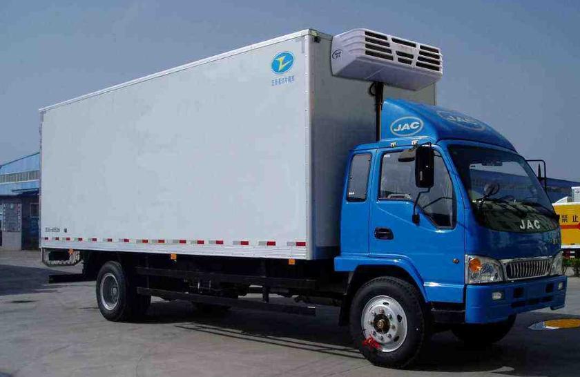 基于NB-IOT技术的冷藏车无线监控系统