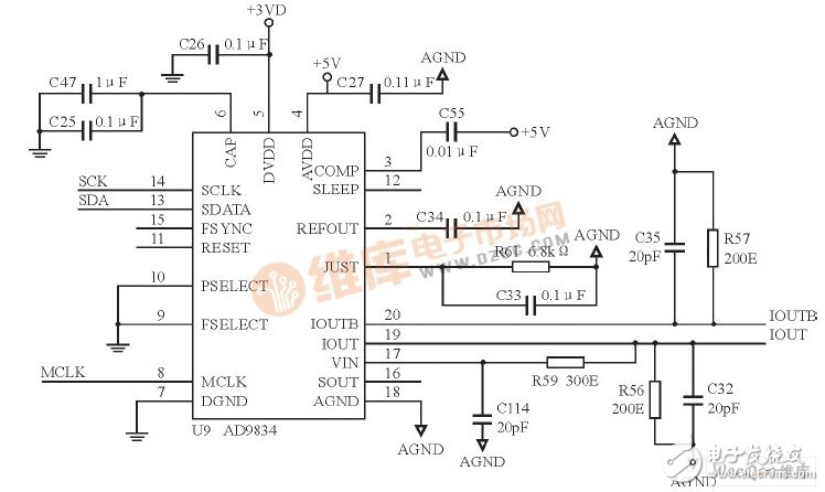 以单片机为核心的频率响应测试仪方法设计