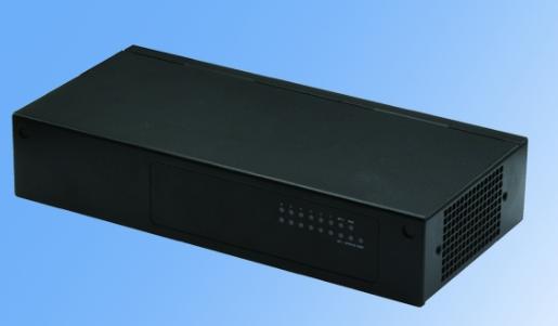 研扬新桌面网路安全设备:支持SFP模块,搭载凌动U