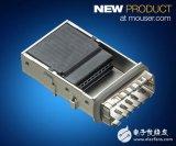 贸泽电子备货Molex 的 zCD 互连系统连接器,助于推动400 Gbps技术的应用